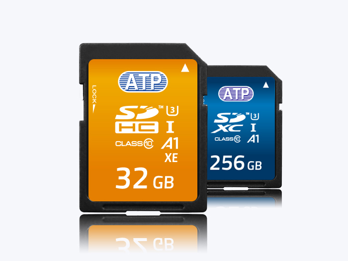 Industrial SD cards